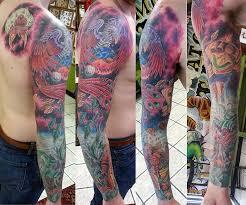 tattoo artist craig sheets austin texas color