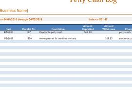 cash log petty cash request form see best photos of excel petty