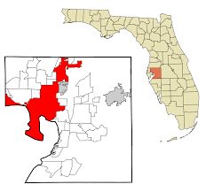 Map Of Tampa Florida File Hillsborough County Florida Incorporated And Unincorporated