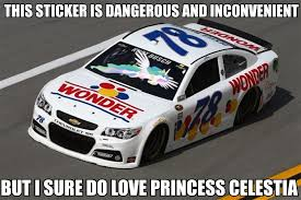 Race Car Meme - 645353 caption edit kurt busch meme nascar princess
