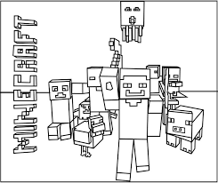 20 minecraft printable coloring pages printable 2017 calendar