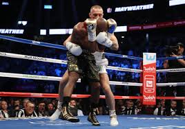 mayweather money cars 11alive com floyd mayweather beats conor mcgregor with 10th