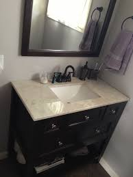 French Country Bathroom Vanities Home Depot Bathroom - Home depot bathroom vanity granite