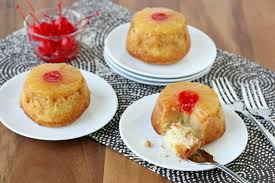 pineapple upside down cupcakes u2013 glorious treats