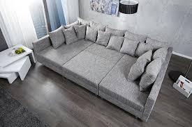 canapé d angle avec banc canape d angle modulable loft gris jpg salon