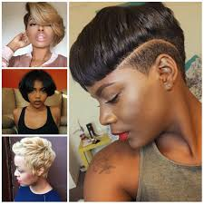 pixie hairstyle for black women 2017 pixie hairstyles for black