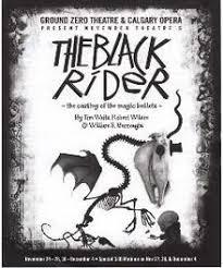 the black rider wikipedia