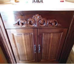 wood appliques for cabinets black walnut bathroom vanity applique osborne wood videos