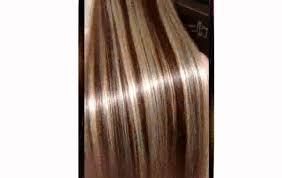 pictures of brown hair with blonde highlights youtube