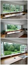 best ideas about large kitchen design pinterest dream large kitchen window how love this open and unobstructed
