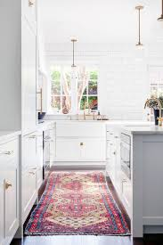 Kitchen Runners Colorful Kitchen Rugs Trends And Be Coastal To Dial Pictures