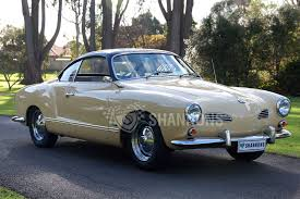 vw karmann ghia sold volkswagen karmann ghia coupe auctions lot 6 shannons