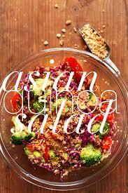 cuisine quinoa quinoa salad minimalist baker recipes