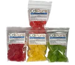 edible thc products edipure edible candies 250mg thc 4 flavors bud oc