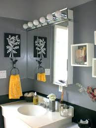 Grey Bathrooms Decorating Ideas Bathroom Ideas Grey And Yellow Coryc Me