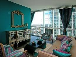 Peacock Living Room Decor 1394 Best Turquoise Interiors Decor Images On Pinterest Beach