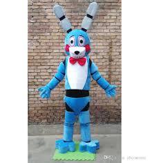 five nights at freddy u0027s fnaf blue bonnie dog mascot costume fancy