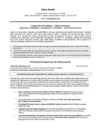 Resume Format For Sales And Marketing 15 Executive Resume Template Free Pdf Doc Sample