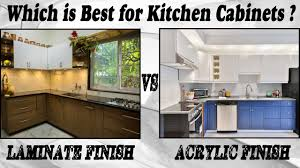 which finish is best for kitchen cabinets laminate vs acrylic kitchen cabinets which finish is best price acrylic sheet laminate sheet