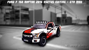 Ford Raptor Zombie Edition - ford f 150 raptor 2015 xsetus editing grand theft auto san