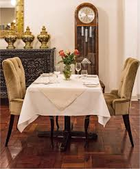 Table For Two by The Winston Hotel Five Star Restaurant