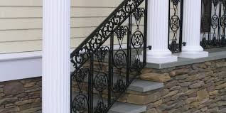 chain link vinyl fence railings more nf i products