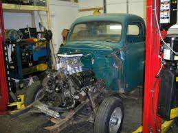 Classic Ford Truck Replacement Parts - bangshift com this 1951 ford truck might look like a budget beater