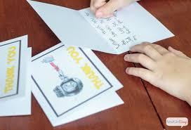 custom thank you cards custom thank you cards from your kid s artwork
