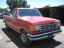 Ford F250 Truck Parts - 1987 ford f250 pickup parts car stk r7670 autogator