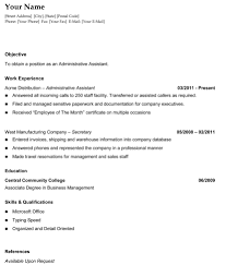 Best Resume Templates Pdf by Marvellous Chronological Resume Traditional Design Stylish