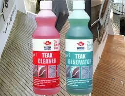 teak cleaner renovator u0026 semco sealer duo pack