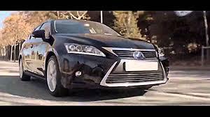 lexus ct200h thailand ร ว ว ใหม เล คซ ส ไฮบร ด lexus ct 200h hybrid 2014 youtube