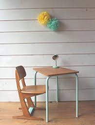 mobilier vintage enfant bureau et chaise casala mobilier vintage pour enfants