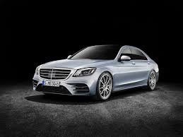 mercedes benz reveals refreshed s class more potent s63 amg the