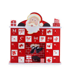 christmas advent calendar how is this fireplace christmas wooden advent calendar