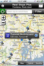 rest area finder don t leave home without these great iphone travel apps
