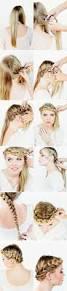 Diy Fashion Projects Diy Plait Braid Hairstyle Diy Fashion Tips Diy Fashion Projects