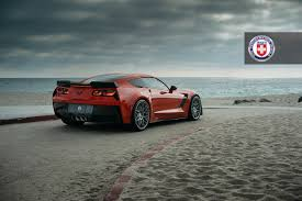 daytona corvette daytona orange c7 corvette z06 puts on brushed titanium wheels