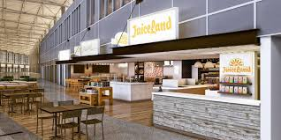 austin s airport a guide to everything you need to know curbed according to eater austin the east food court which will be found across the way from gates 7 and 8 will include peached tortilla mad greens