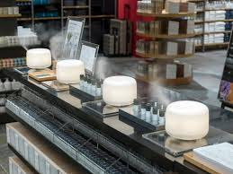 muji u0027s new aroma bar brings japanese aromatherapy to london