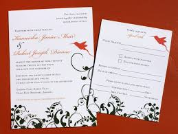 wedding invitations with rsvp cards included festival tech com