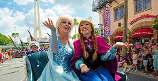 disney world theme parks vacation package