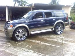 mitsubishi guagua gorilax 2000 mitsubishi montero sport u0027s photo gallery at cardomain