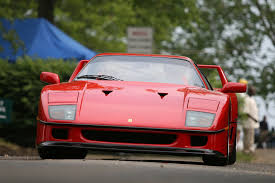 f40 bhp 1990 f40 us spec supercars