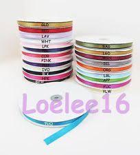 bulk satin ribbon bulk ribbon ebay