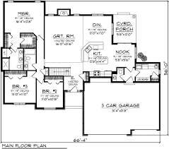 House Plans 2500 Square Feet 105 Best House Plans Images On Pinterest Small House Plans