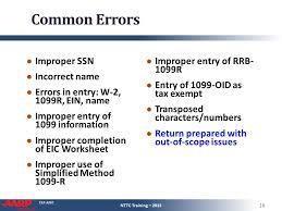 tax aide quality review of tax return pub 4961 u2013 pg pub 4012 u2013 pg