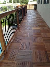 Patio Interlocking Tiles by Best Deck Flooring Ideas About On Pinterest Wood Patio Kontiki