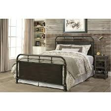 King Size Metal Bed Frames For Sale King Size Metal Bed Frame In Rustic Brown Buy King Size Bed Frame