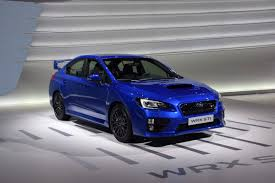subaru wrx offroad new subaru wrx sti makes euro debut in geneva